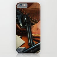 iPhone & iPod Case featuring 45 Colt by Charlene McCoy