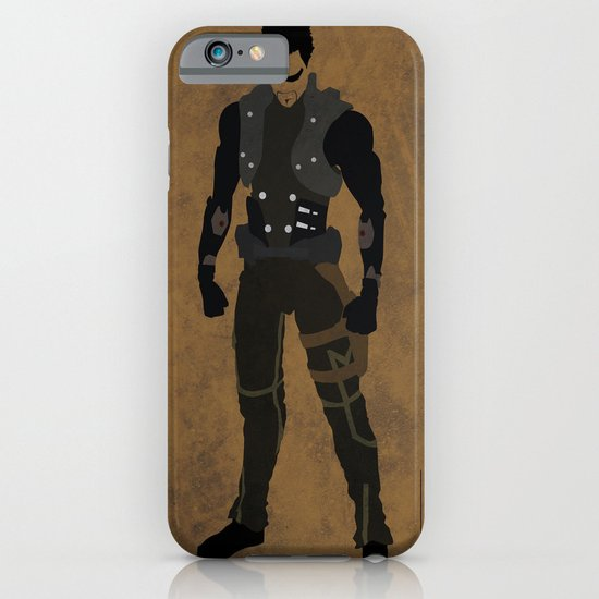 Adam Jensen iPhone & iPod Case