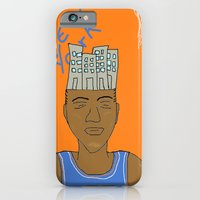 iPhone & iPod Case featuring New York State of Mind by Zachariah Roberts