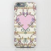 Vintage Summer Love iPhone 6 Slim Case