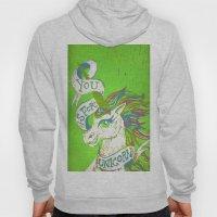 You is for Unicorn Hoody