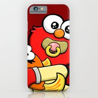 Baby Elmo & Dorothy iPhone 6 Slim Case