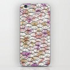 Scales iPhone & iPod Skin