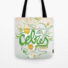 CELTICS Tote Bag
