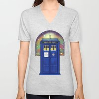 The Sexiest Ship In The Universe Unisex V-Neck