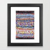Motif Framed Art Print