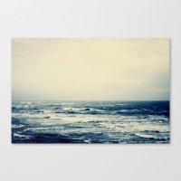 sea Canvas Print