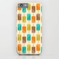 iPhone & iPod Case featuring Popsicle by Liz Urso