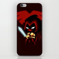 Chibi Azrael iPhone & iPod Skin