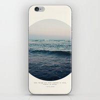 In Storm iPhone & iPod Skin