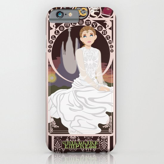 Childlike Empress Nouveau - Neverending Story iPhone & iPod Case
