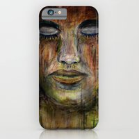 iPhone & iPod Case featuring Tiefe Ruhe (Acryl) by teddynash