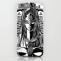 Legend of Zelda Midna the Twilight Princess Line Work iPhone 6s Slim Case