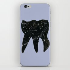 Cosmic Tooth iPhone & iPod Skin