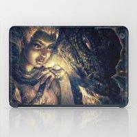 Not Alone iPad Case