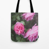 French Garden (1) Tote Bag
