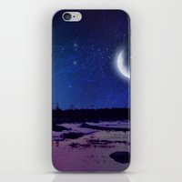 Night - From Day And Nig… iPhone & iPod Skin
