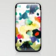 Ink Mix iPhone & iPod Skin