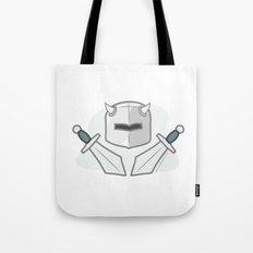 Exile From Ullathorpe - Helmet and Swords Tote Bag