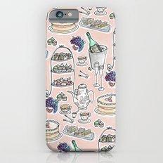 Afernoon Tea Pattern Slim Case iPhone 6s