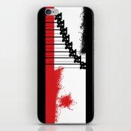 AEND ?! ( The World We L… iPhone & iPod Skin