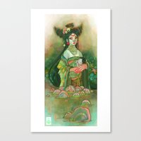 Calamity and Hope Canvas Print