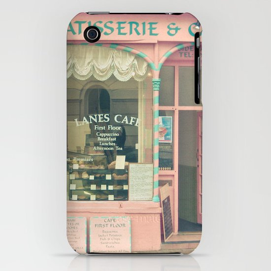 Sweet Cafe iPhone & iPod Case