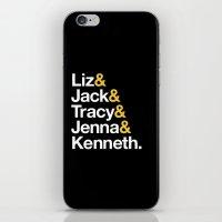 30 ROCK iPhone & iPod Skin
