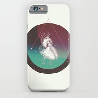 iPhone & iPod Case featuring COSMIC LOVE by Plástica