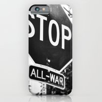 Stop All War. iPhone 6 Slim Case