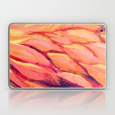Flamingo Girl with Lashes  Laptop & iPad Skin