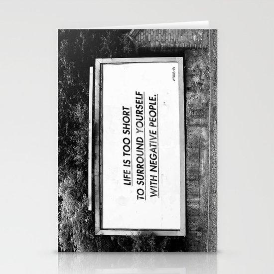 BILLBOARD FANTASIES #5 Stationery Card