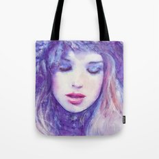 Song to the skies Tote Bag