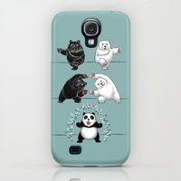 Galaxy S4 Cases featuring Ultimate Fusion! by Chawit WSWW