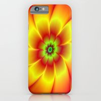 Red Yellow Green And Ora… iPhone 6 Slim Case