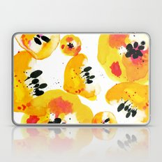 Water Flowers Laptop & iPad Skin