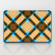 Square Pattern Serie 1 Y… iPad Case