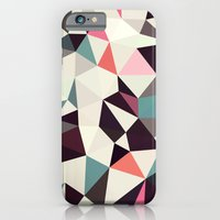 iPhone & iPod Case featuring Retro Tris Light by Beth Thompson