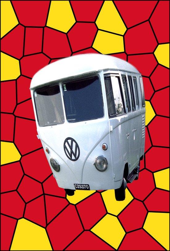 Mc VW Art Print
