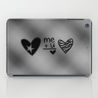 Love Formula iPad Case