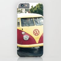 vw iPhone & iPod Cases featuring VW  by Stefanie Renee