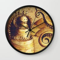 Brusuillis Wall Clock