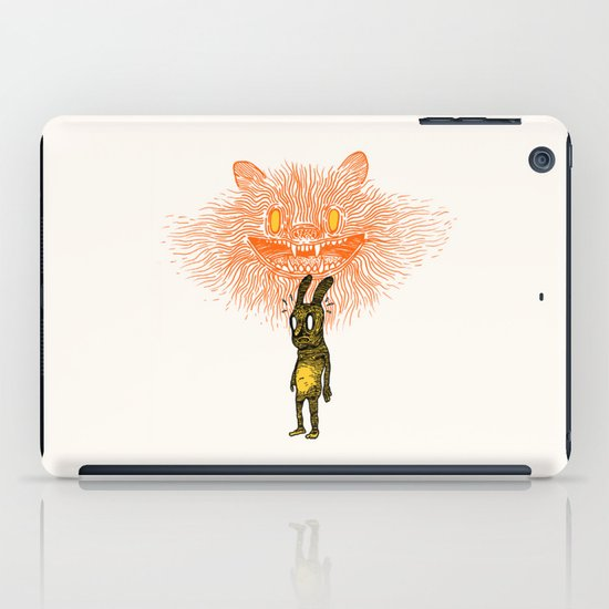 Scared Stiff iPad Case