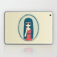 Lollipop girl Laptop & iPad Skin