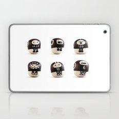 stoneheads 001 Laptop & iPad Skin
