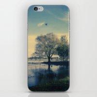 Lake Wendouree iPhone & iPod Skin