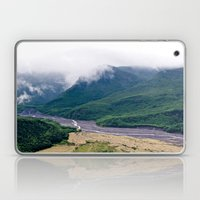 Mount St. Helen's River Laptop & iPad Skin