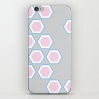 Moroccan Style Pink. iPhone & iPod Skin