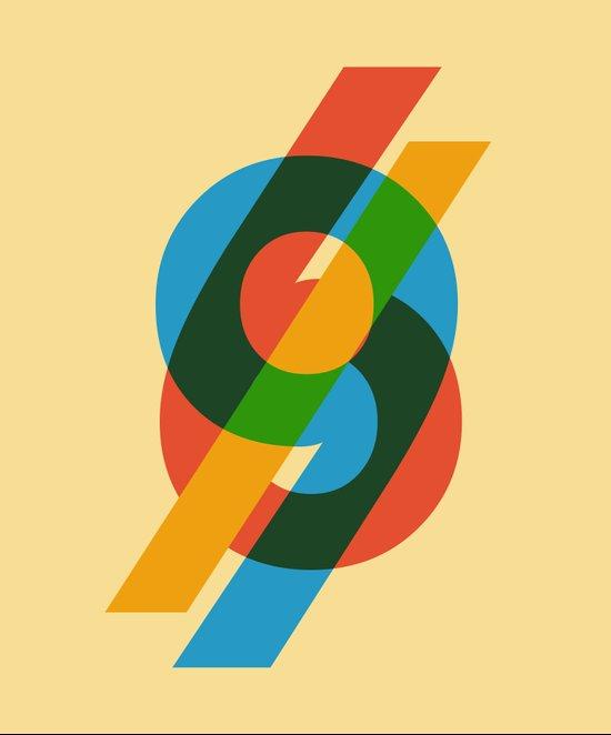 six to nine Canvas Print
