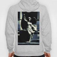 Art Deco Angel Hoody